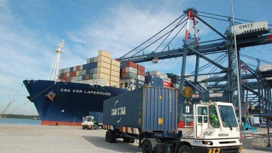 Hàng hóa qua cảng biển Việt Nam đạt hơn 1,4 tỷ tấn vào năm 2030