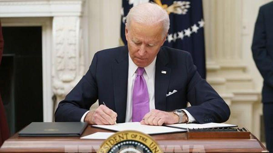 Chính quyền tân Tổng thống Biden tiếp tục thúc đẩy chính sách 'Mua hàng Mỹ'