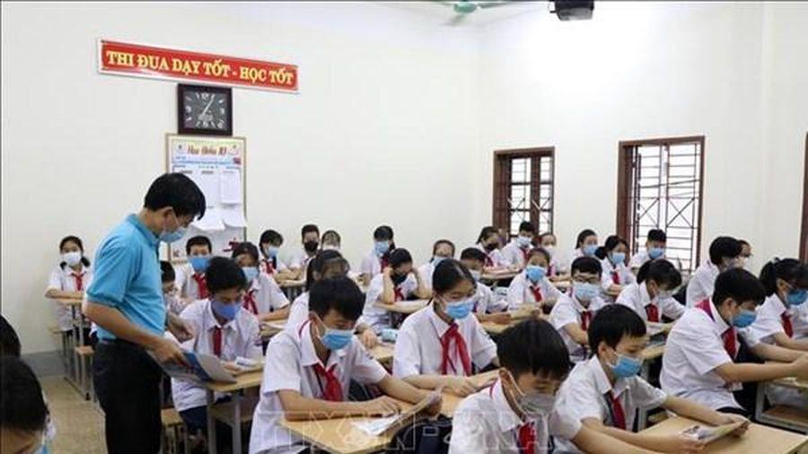 Lịch nghỉ Tết Nguyên đán Tân Sửu chính thức của học sinh Hải Phòng