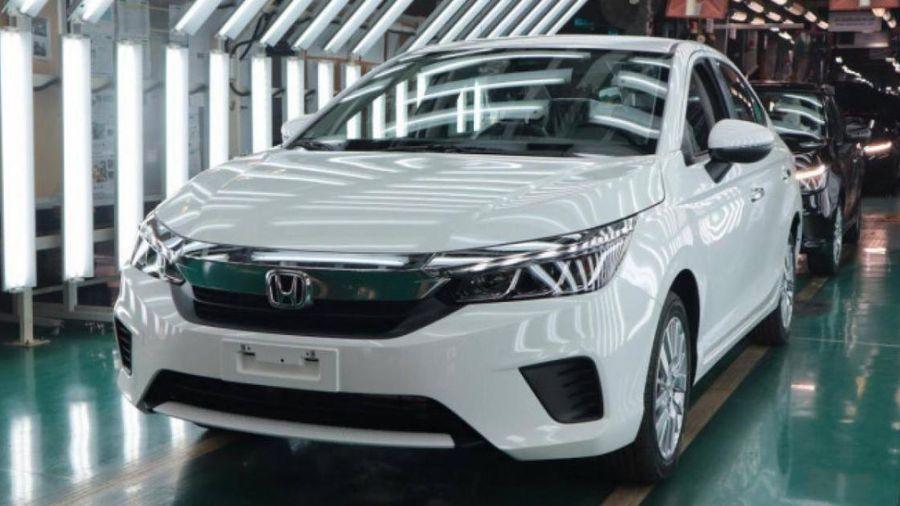 Honda Việt Nam xuất xưởng chiếc ô tô thứ 100 nghìn