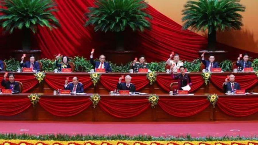 'Tôi tin Ban Chấp hành TW khóa mới sẽ đưa đất nước vào chặng đường phát triển mạnh mẽ'
