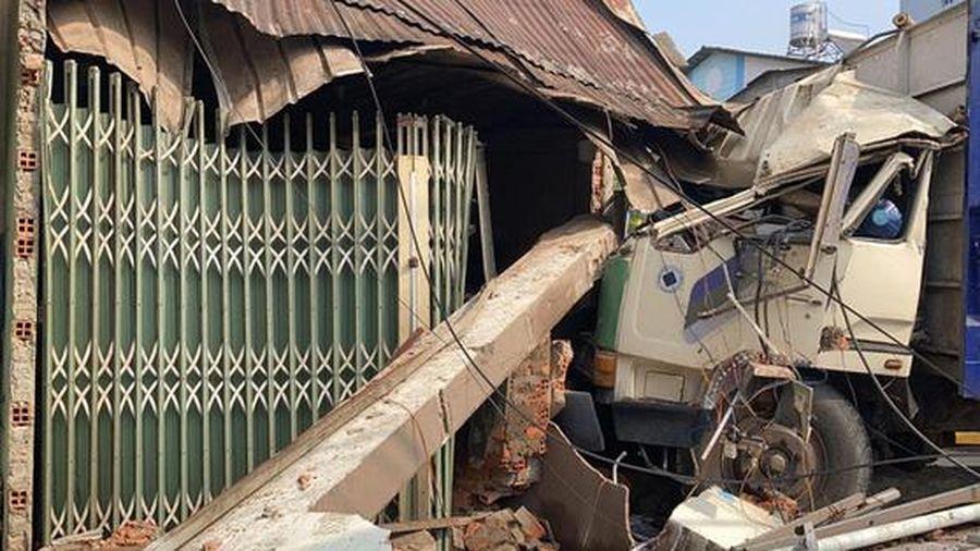 Tai nạn kinh hoàng ở Biên Hòa