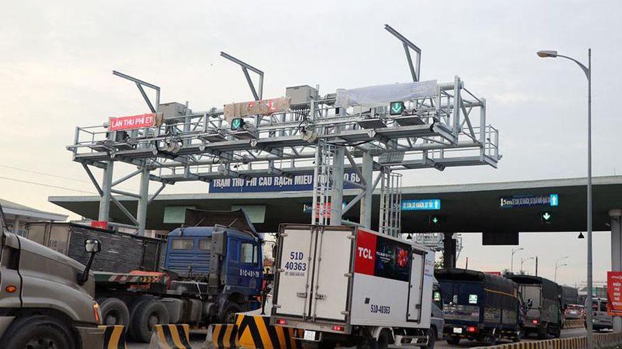 Kiến nghị cấm một số phương tiện qua cầu Rạch Miễu ngày cuối tuần trong dịp Tết năm 2021
