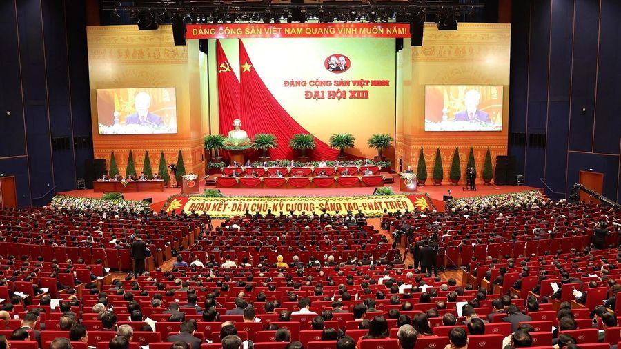 Đại hội lần thứ XIII của Đảng: Hiện thực hóa khát vọng phát triển đất nước hùng cường, thịnh vượng