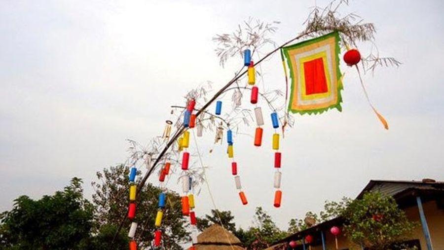 Nghệ An: Dựng cây nêu đón tết, 1 người chết, 2 người bị thương