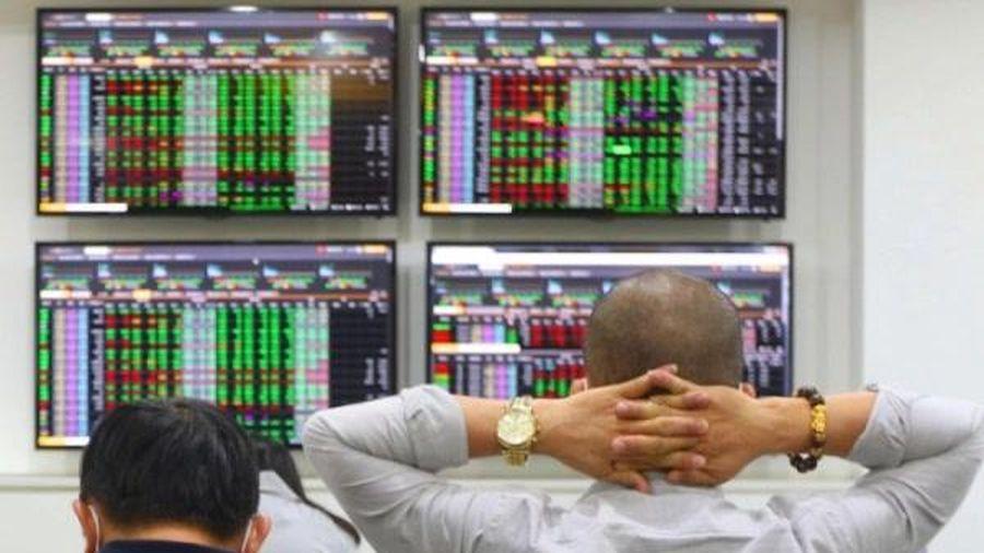 Tuột dốc, VN-Index giảm sốc hơn 38 điểm