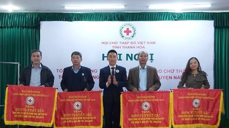 Đẩy mạnh công tác nhân đạo, từ thiện và hiến máu tình nguyện