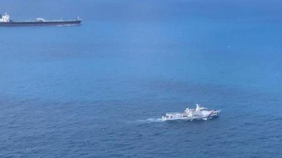 Indonesia bắt giữ tàu mang cờ Iran và Panama vì nghi vận chuyển dầu bất hợp pháp