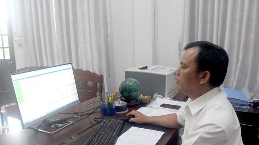100% cơ quan hành chính thực hiện gửi - nhận văn bản điện tử thông qua trục liên thông của tỉnh