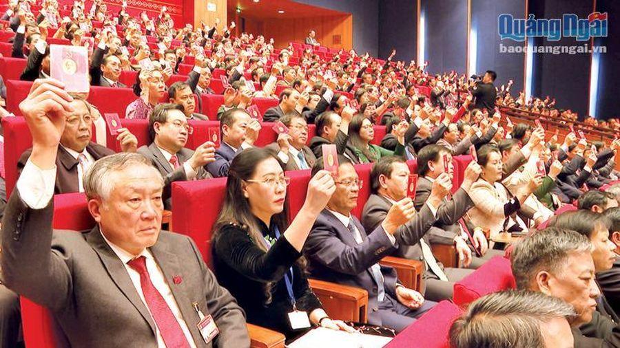 Tiếng nói đại biểu dự Đại hội XIII của Đảng