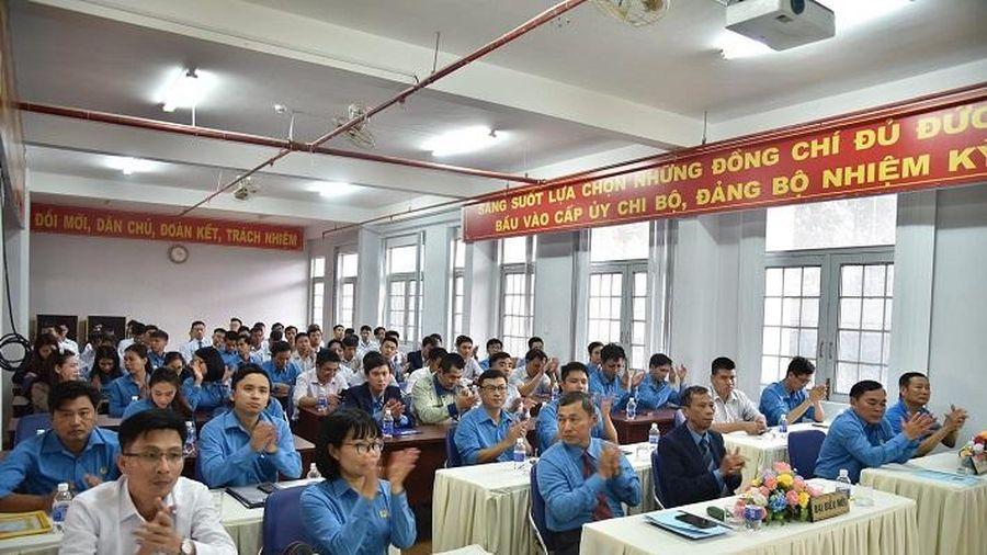 Công ty Nhôm Đắk Nông: Tổng kết công tác công đoàn năm 2020