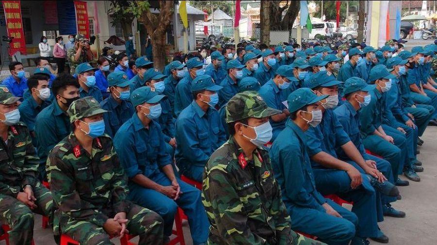 Tân Châu: Lễ xuất quân các hoạt động 'Tết Quân – Dân' năm 2021