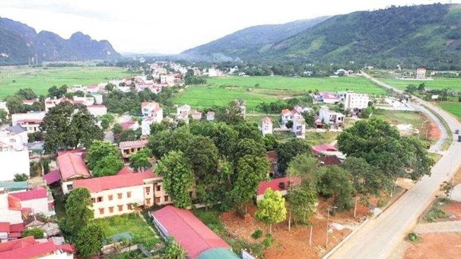 Thanh Hóa: Phê duyệt quy hoạch xây dựng vùng huyện Ngọc Lặc đến năm 2040