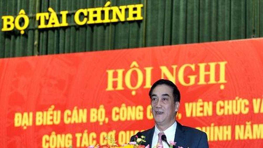 Thứ trưởng Trần Xuân Hà: Quyết tâm cao, xây dựng ngành Tài chính vững mạnh