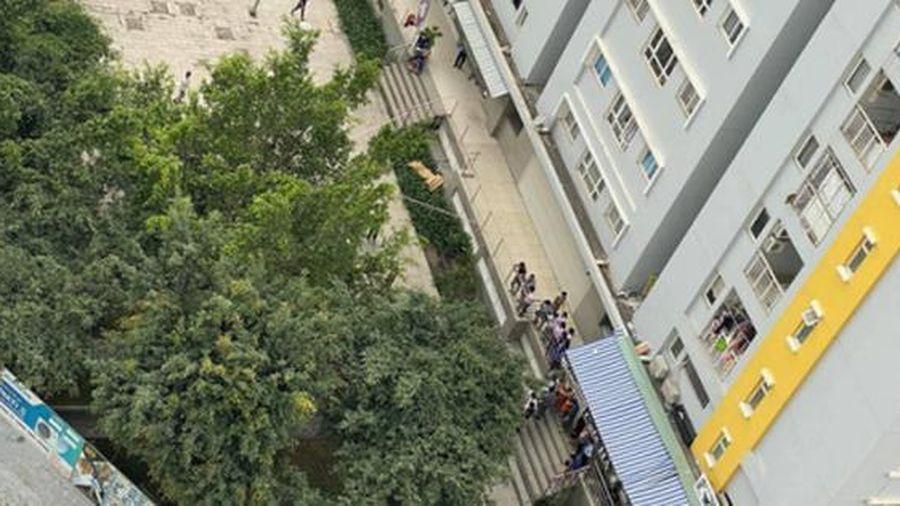 Điều tra nguyên nhân Chi Cục trưởng Chi cục thi hành án dân sự rơi lầu chung cư tử vong