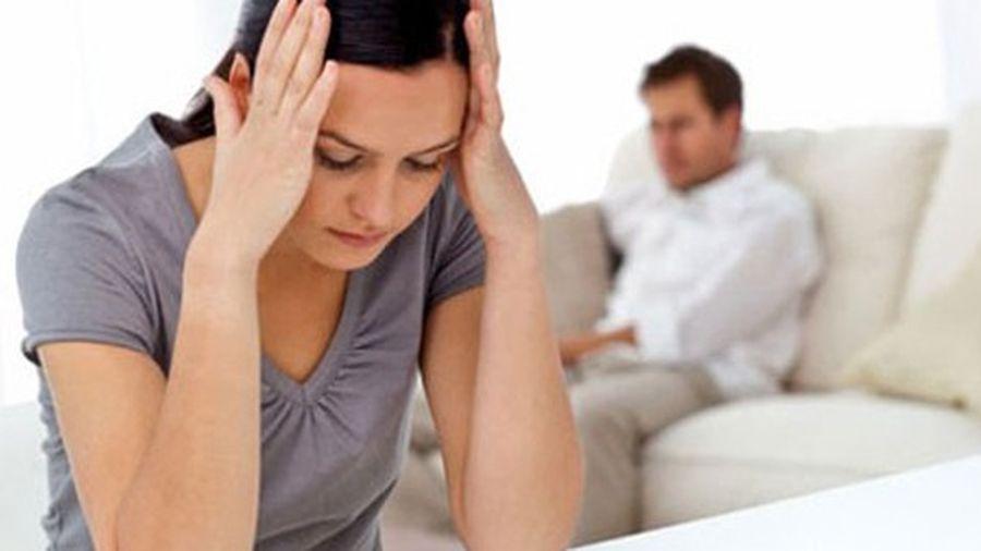 Nhà chồng chia đất cho con gái mà không nói với tôi