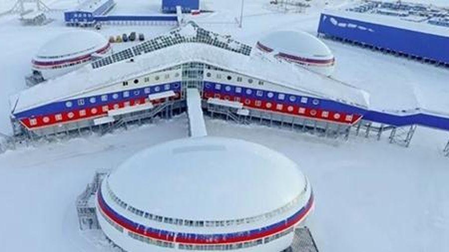 Những vũ khí giúp quân đội Nga tác chiến giữa băng giá -50 độ C