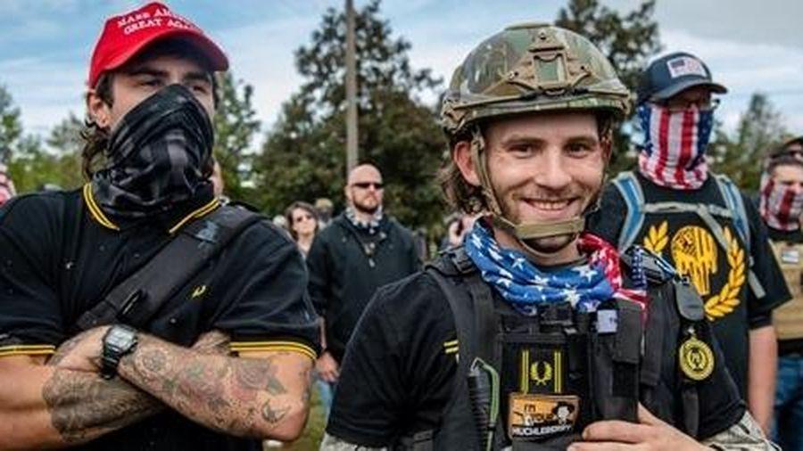 Những nhóm vũ trang bị FBI điều tra sau vụ bạo loạn tại tòa nhà Quốc hội Mỹ