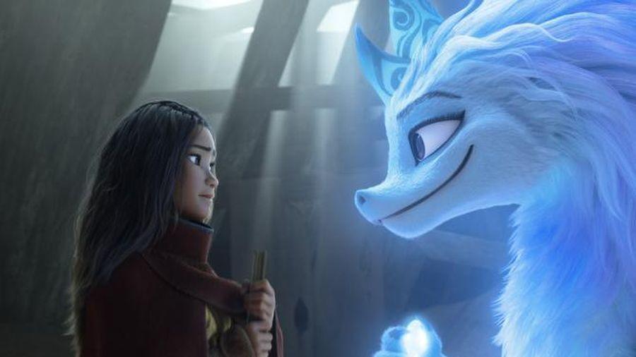 'Raya And The Last Dragon' tung hình ảnh công chúa Đông Nam Á đầu tiên của Disney