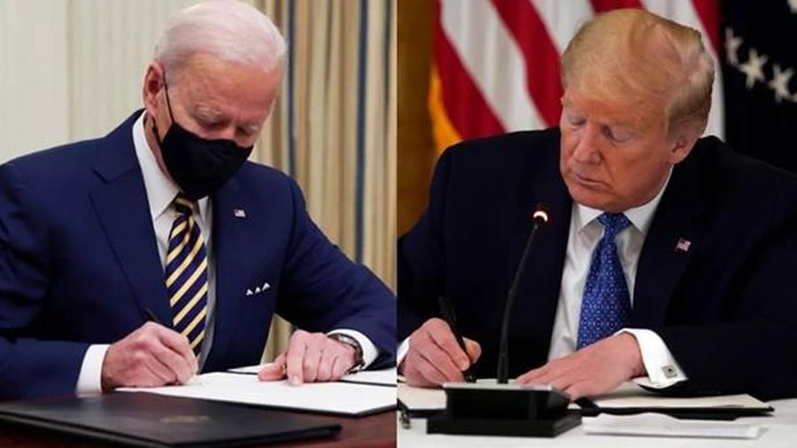 Vừa nhậm chức được một tuần, tân Tổng thống Joe Biden nhanh chóng lập luôn một kỷ lục mới
