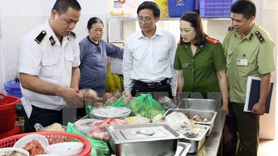 Bảo đảm an toàn vệ sinh thực phẩm dịp Tết Nguyên đán
