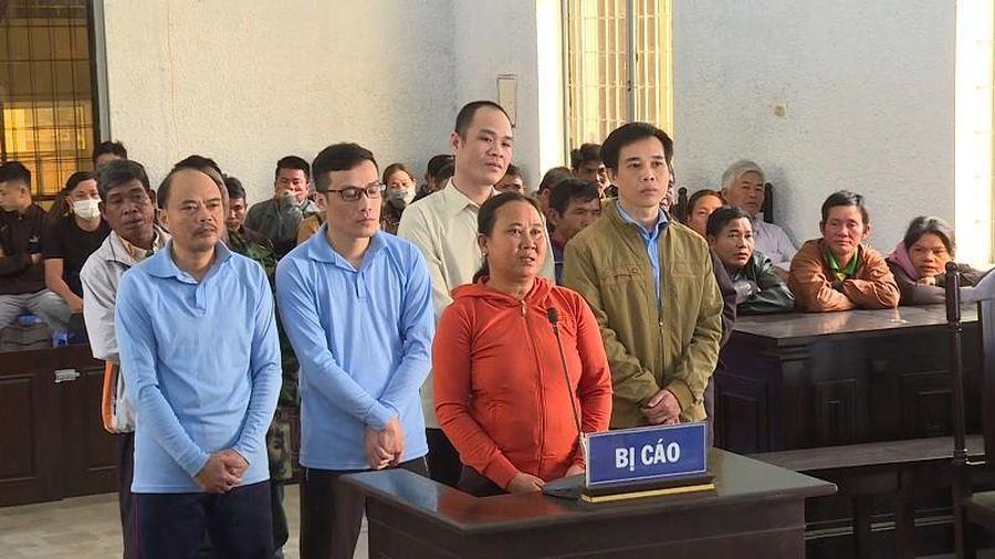 Xử vụ cán bộ xã trục lợi trong dự án ngàn tỷ ở Đắk Lắk