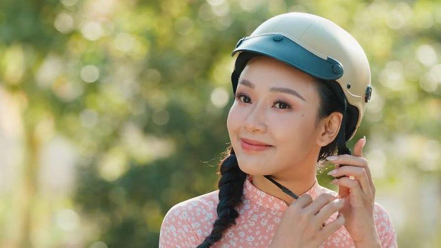 Á khôi Hoa khôi Du lịch Việt Nam thử sức vai trò ca sĩ