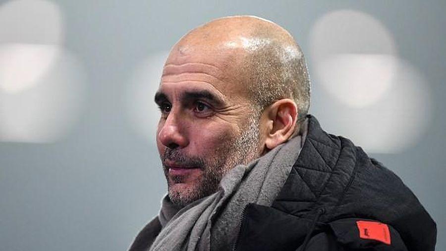 Pep Guardiola kêu gọi cầu thủ Man City bình tĩnh