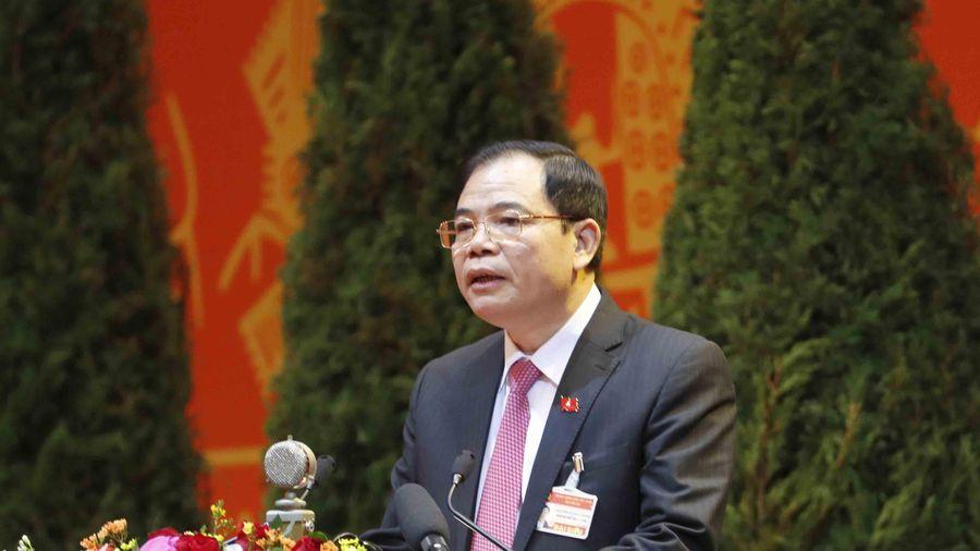 Tham luận của Ban cán sự Đảng Bộ Nông nghiệp và Phát triển nông thôn