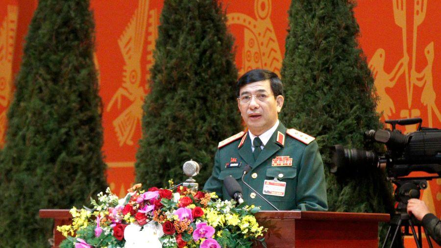 Tham luận của Đảng bộ Quân đội tại Đại hội