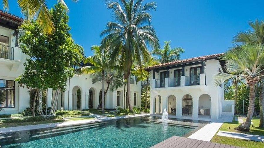 Bên trong biệt thự 23,5 triệu USD của siêu mẫu Karlie Kloss