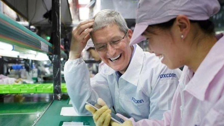 Nikkei: Apple gấp rút chuyển sản xuất iPhone, iPad tới Ấn Độ, Việt Nam