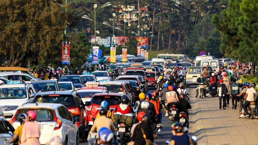 Thưởng 1 tỷ đồng cho ý tưởng chống kẹt xe ở Đà Lạt