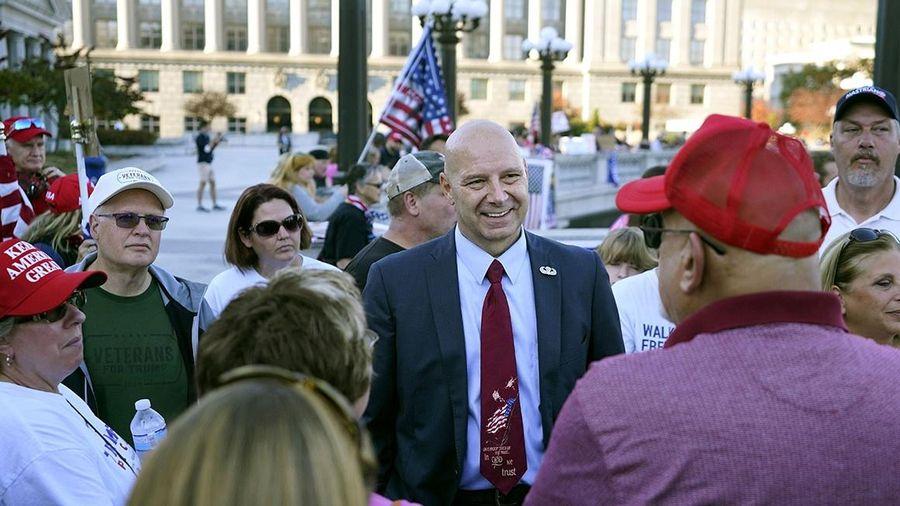Đảng Cộng hòa tại Pennsylvania trên đà 'Trump hóa'