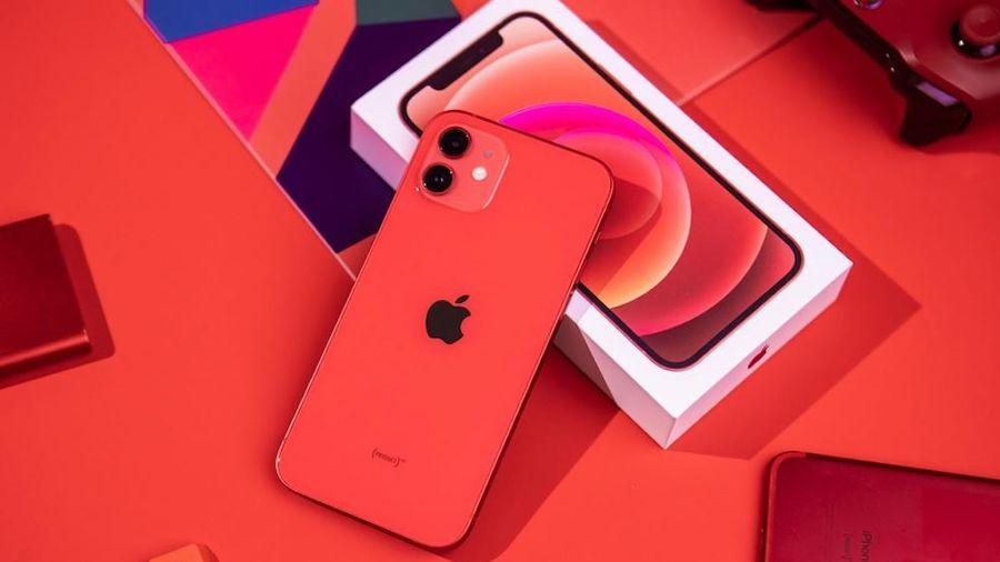 iPhone 12 chính hãng giảm giá cận Tết