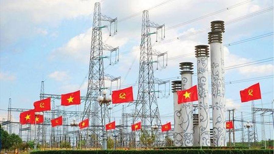 EVN nỗ lực đảm bảo điện phục vụ Đại hội Đảng