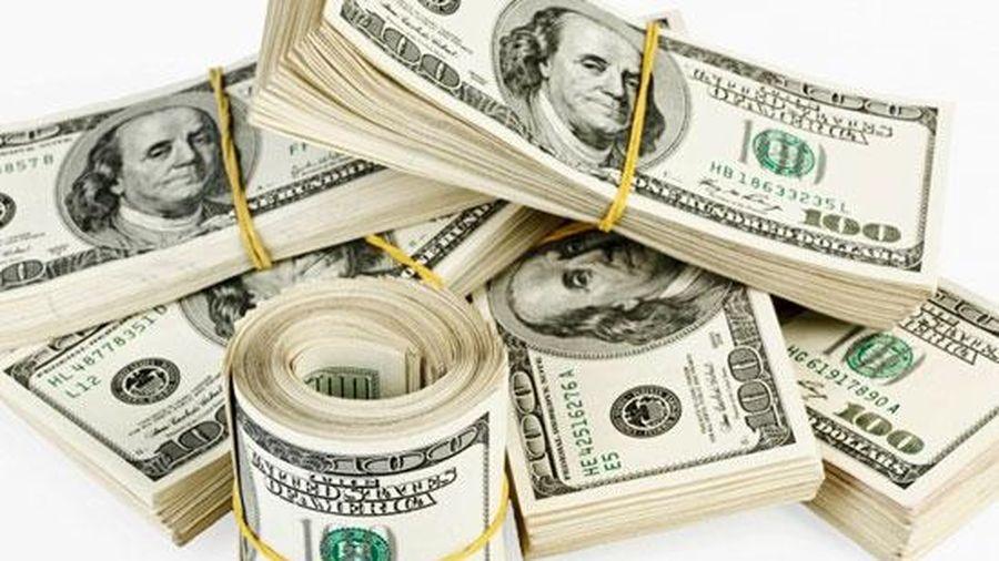 Tỷ giá USD trên thị trường tăng mạnh