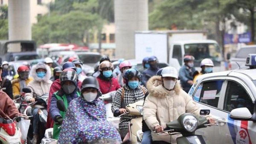 Bắc Bộ đón không khí lạnh, Hà Nội giảm 10 độ C
