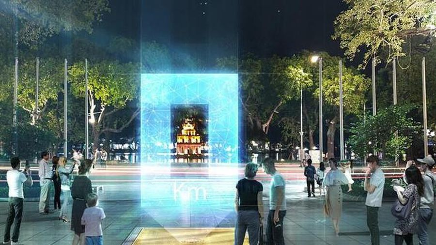 Cuộc thi thiết kế cột mốc Km0 lọt top 10 sự kiện kiến trúc tiêu biểu 2020