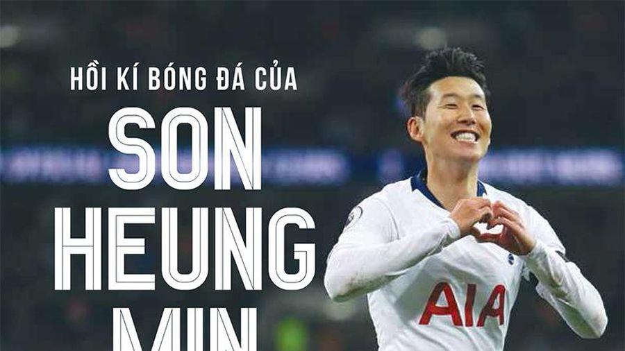 Hồi ký bóng đá của Son Heung-min: Đường đến châu Âu