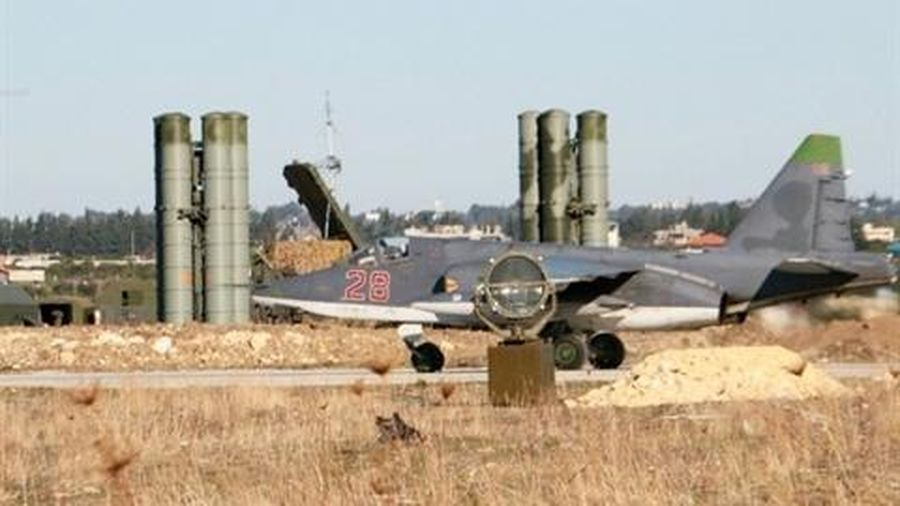 S-400 sẵn sàng đón tiếp F-35I Israel tại Syria