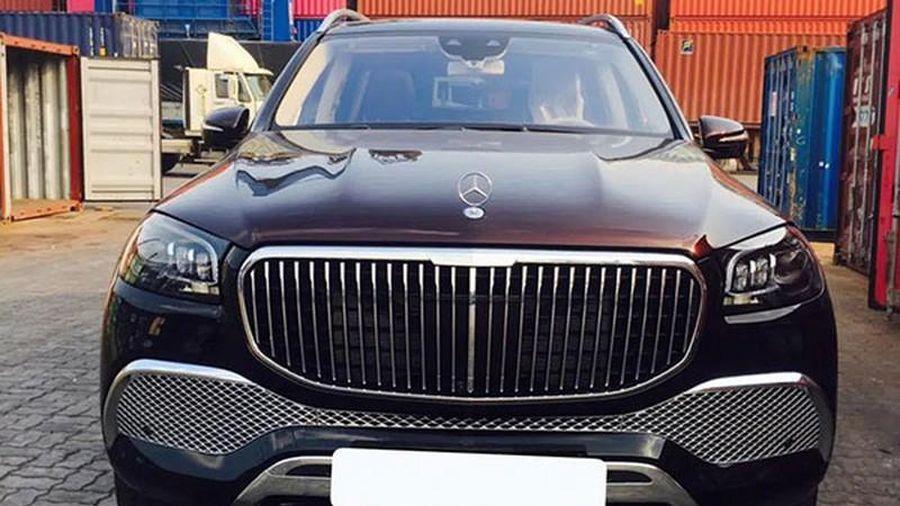 Mercedes-Maybach GLS 600 đầu tiên về Việt Nam khoảng 18 tỷ đồng