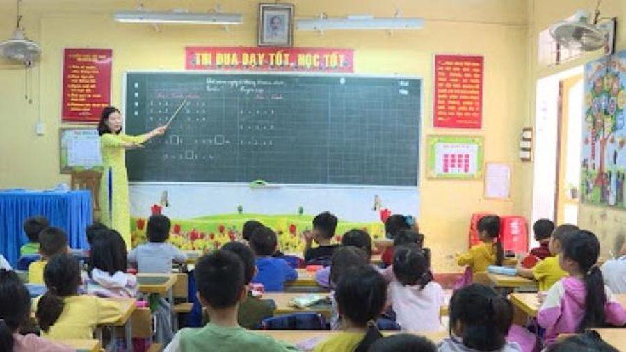 Nghiên cứu sửa đổi định mức giáo viên/lớp phù hợp thực tiễn