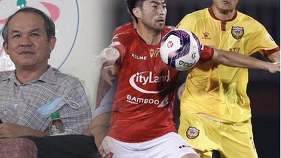 Bầu Đức đặt niềm tin vào tiền vệ Lee Nguyễn