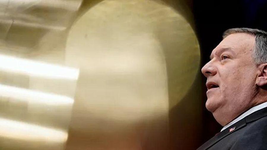 Cựu Ngoại trưởng Mỹ Mike Pompeo úp mở khả năng tranh cử tổng thống năm 2024