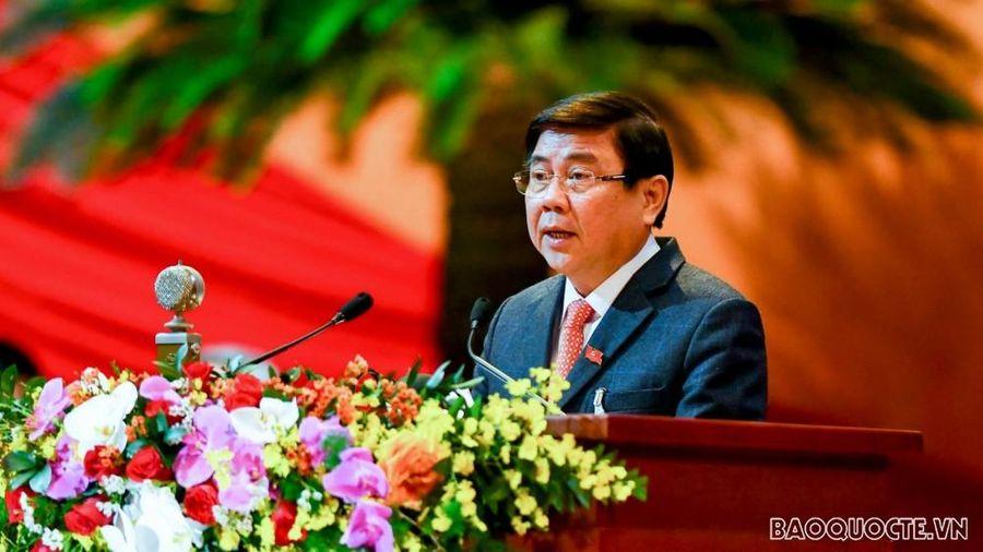 Đại hội XIII: TP Hồ Chí Minh đề xuất 7 giải pháp trọng tâm phát triển kinh tế tri thức đất nước
