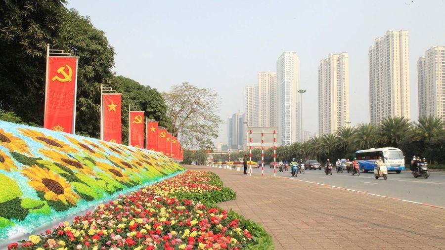 Đại hội XIII: Xây dựng Hà Nội thành trung tâm lớn của quốc gia về giao dịch quốc tế