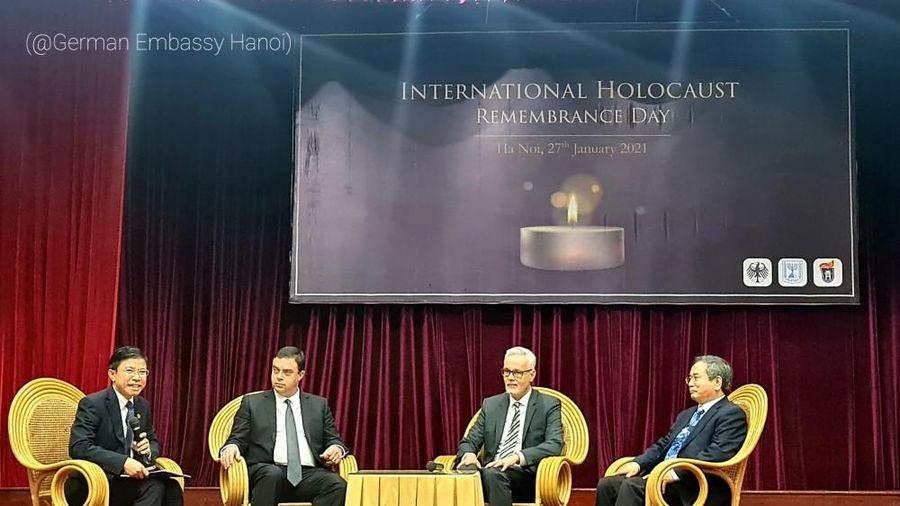 Chiếu phim tưởng niệm nạn nhân Do Thái trong Thế chiến thứ II