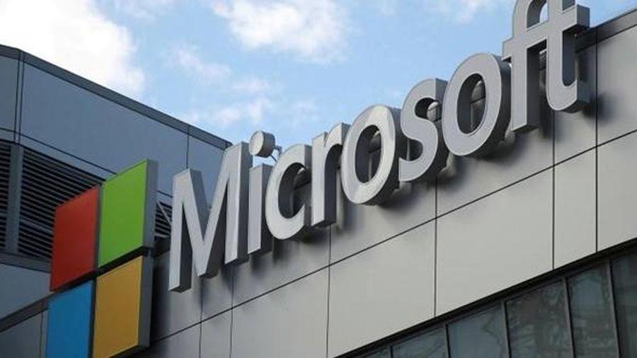 Cổ phiếu của Microsoft 'lên tầm cao mới' trong đại dịch