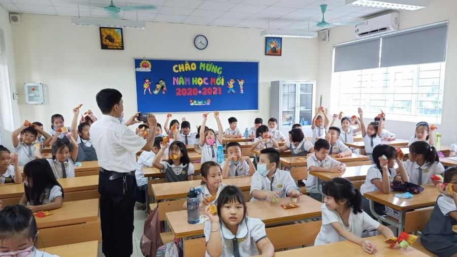 Hà Nội tiếp tục đầu tư thêm hệ thống trường lớp